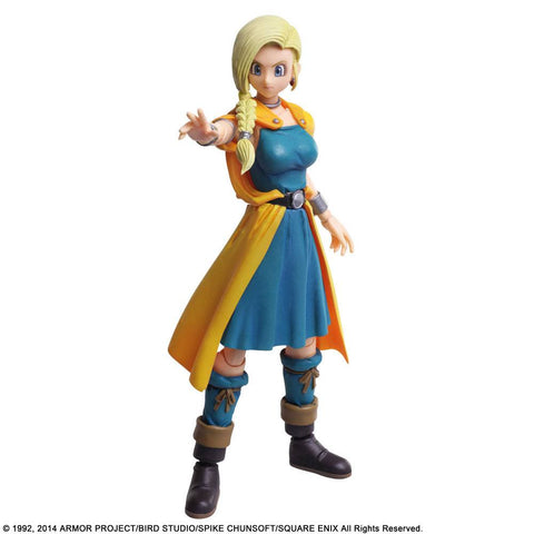 Square Eniix Limited - Dragon Quest V The Hand of the Heavenly Bride Bring Arts Actionfigur