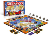 Dragon Ball Z Brettspiel Monopoly