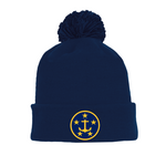 Tuque with Embroidered Logo - Admirals