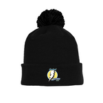 Tuque with Embroidered Logo - Lightning