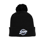 Tuque with Embroidered Logo - Storm