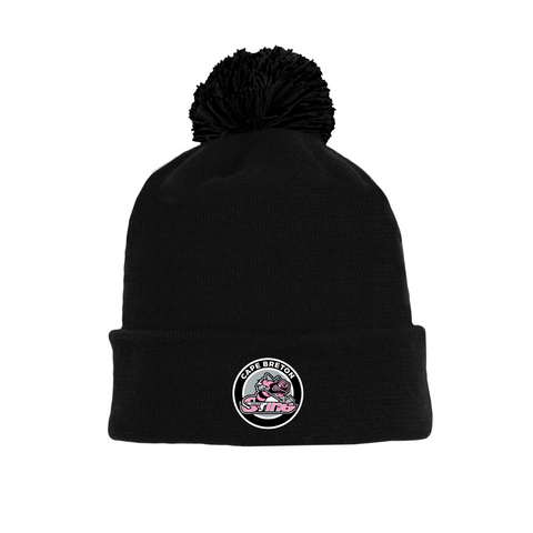 Tuque with Embroidered Logo - Sting
