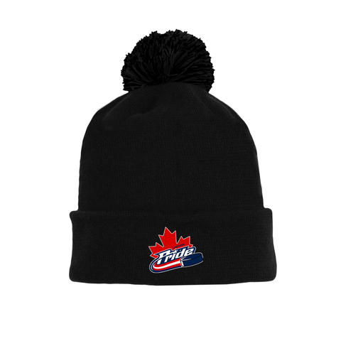 Tuque with Embroidered Logo - Pride