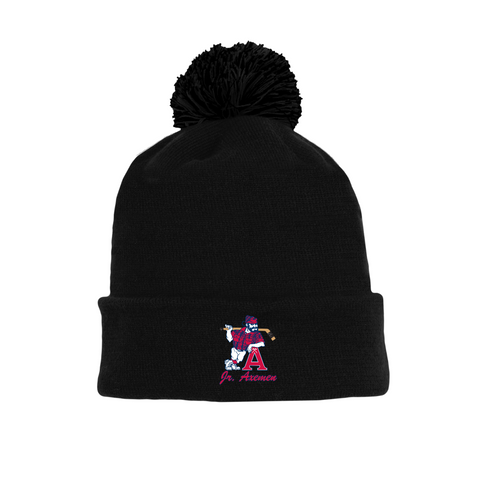 Tuque with Embroidered Logo - Jr. Axemen