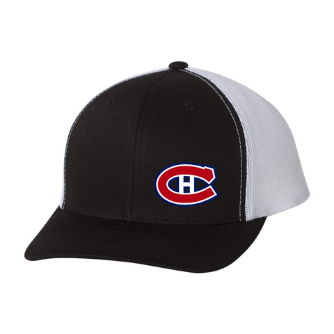 Embroidered Team Hat - Canadiens