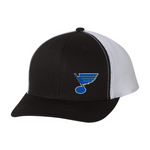 Embroidered Team Hat - Blues