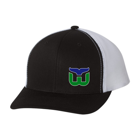 Embroidered Team Hat - Whalers