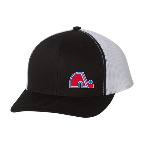 Embroidered Team Hat - Nordiques