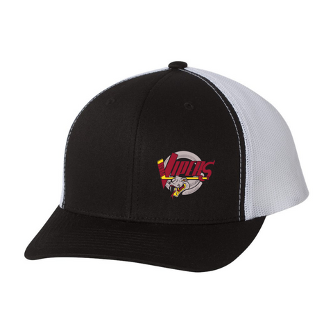 Embroidered Team Hat - Vipers
