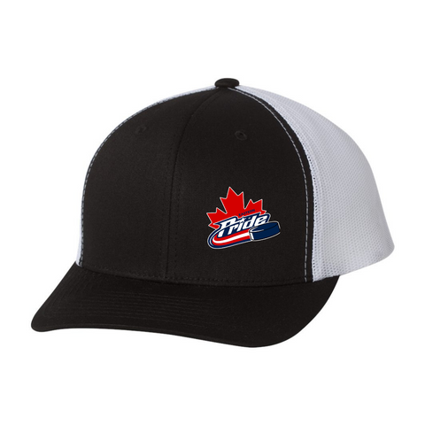 Embroidered Team Hat - Pride