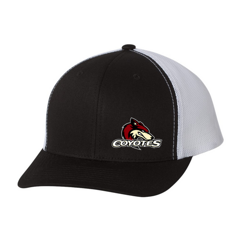 Embroidered Team Hat - Coyotes