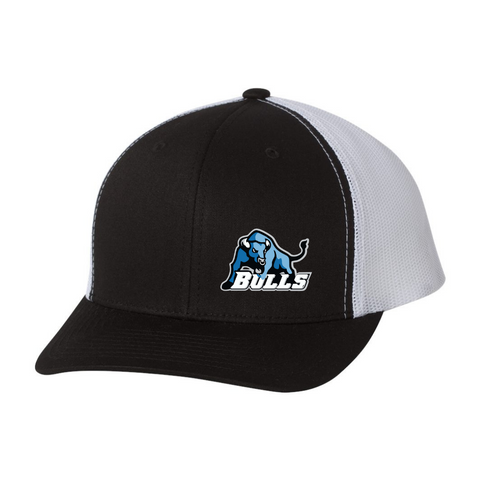 Embroidered Team Hat - Bulls