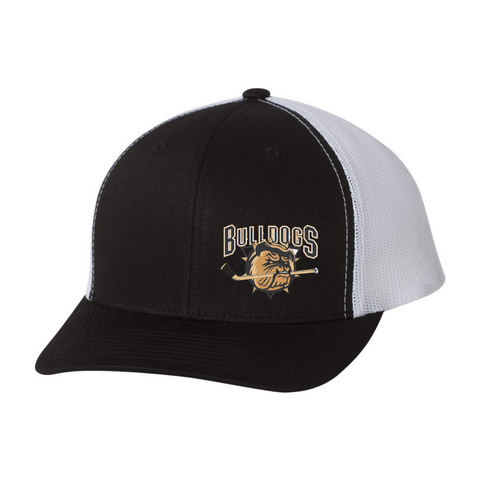 Embroidered Team Hat - Bulldogs