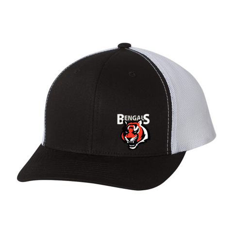 Embroidered Team Hat - Bengals