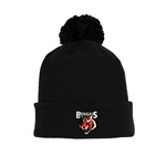 Tuque with Embroidered Logo - Bengals