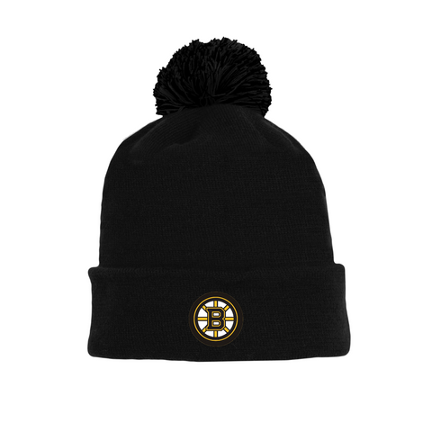 Tuque with Embroidered Logo - Bruins