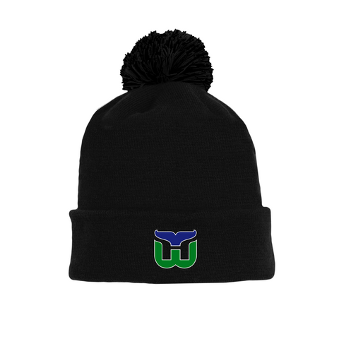 Tuque with Embroidered Logo - Whalers