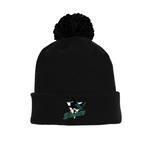 Tuque with Embroidered Logo - Prospect Sharks