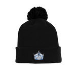 Tuque with Embroidered Logo - Kings