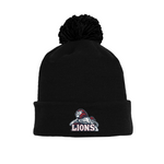 Tuque with Embroidered Logo - Lions