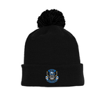 Tuque with Embroidered Logo - Blue Battalion