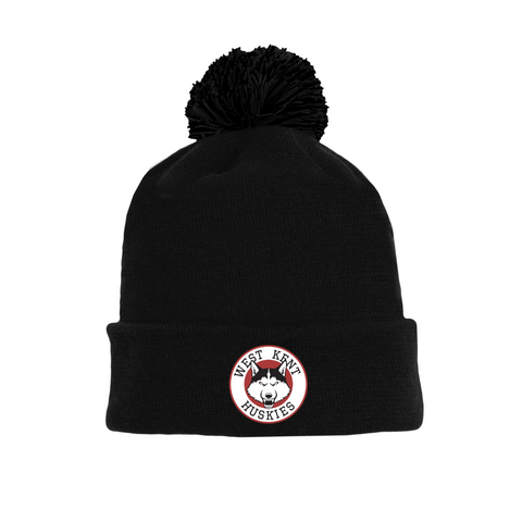 Tuque with Embroidered Logo - Huskies
