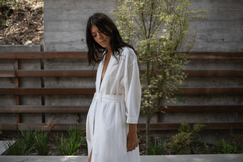 Shop RESORT LINEN SILK - LEARN MORE
