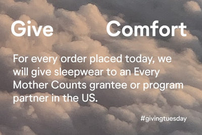 Shop Give comfort this Giving Tuesday