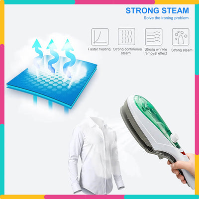 Woa Fast Steam Iron (SHIP FROM US)