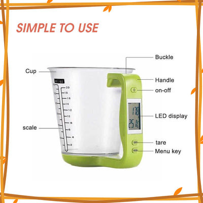 Woa Smart Measuring Cup