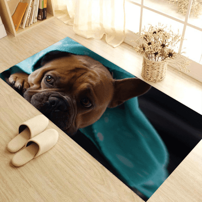 Amazing Dog Woa Kitchen Mat