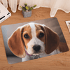 Cute Dog Woa Kitchen Mat