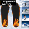 Woa Rechargeable Heated Insoles