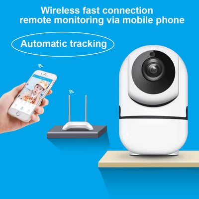 WOA Motion Security Camera