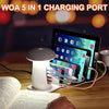 Woa 5 in 1 Charging Port