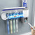 Woa 3 in 1 Toothbrush Holder