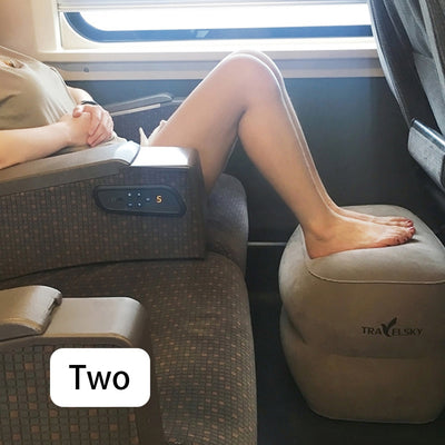 Woa Inflatable Travel Pillow