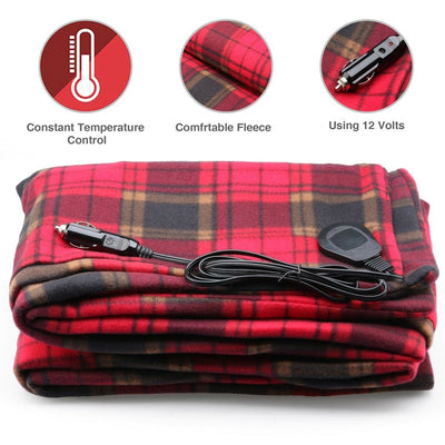 Woa Car Heating Blanket