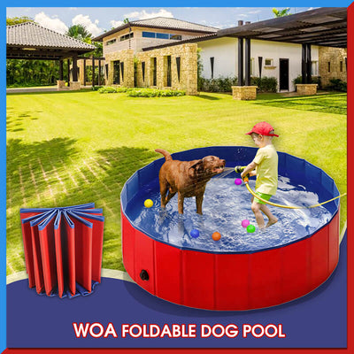 WOA Foldable Dog Pool