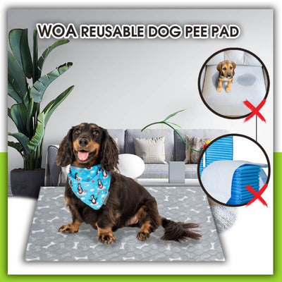 WOA Reusable Dog Pee Pad