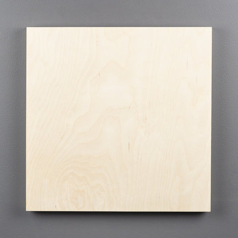 Birch Square Art Boards