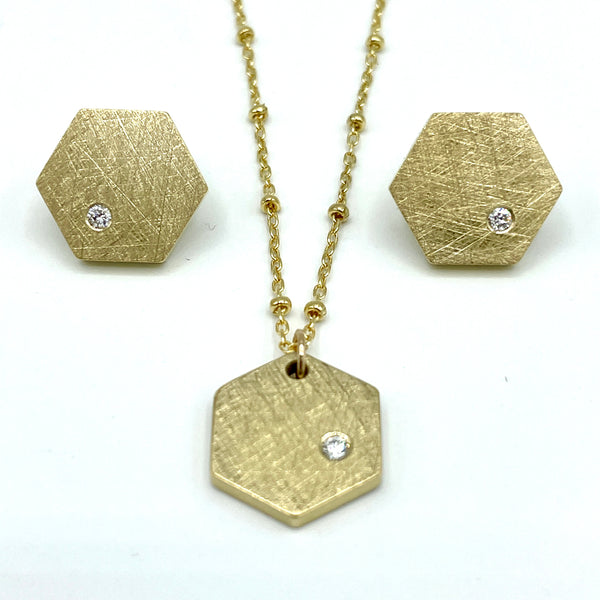 Thicc Slab Diamond Pendants