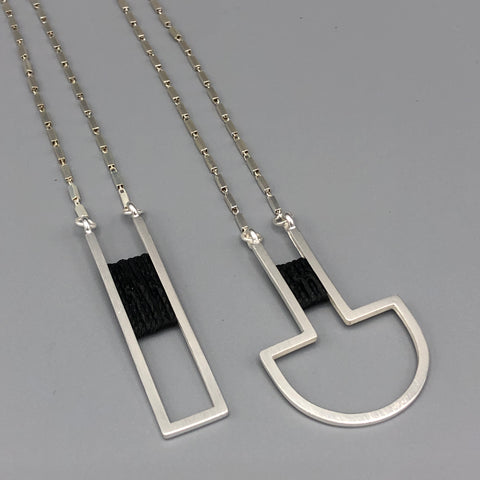 Lashed Pendants