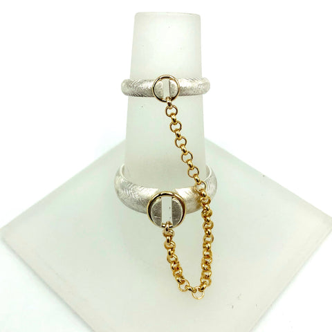 Shackles & Chains Ring(s)