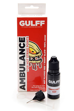 Gulff Ambulance Red 15ml