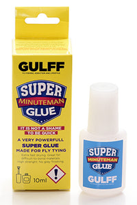 Gulff Minuteman super glue 15ml