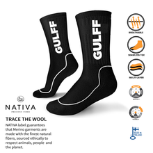Load image into Gallery viewer, Gulff Addict - Wading Socks (Thin Drytech)