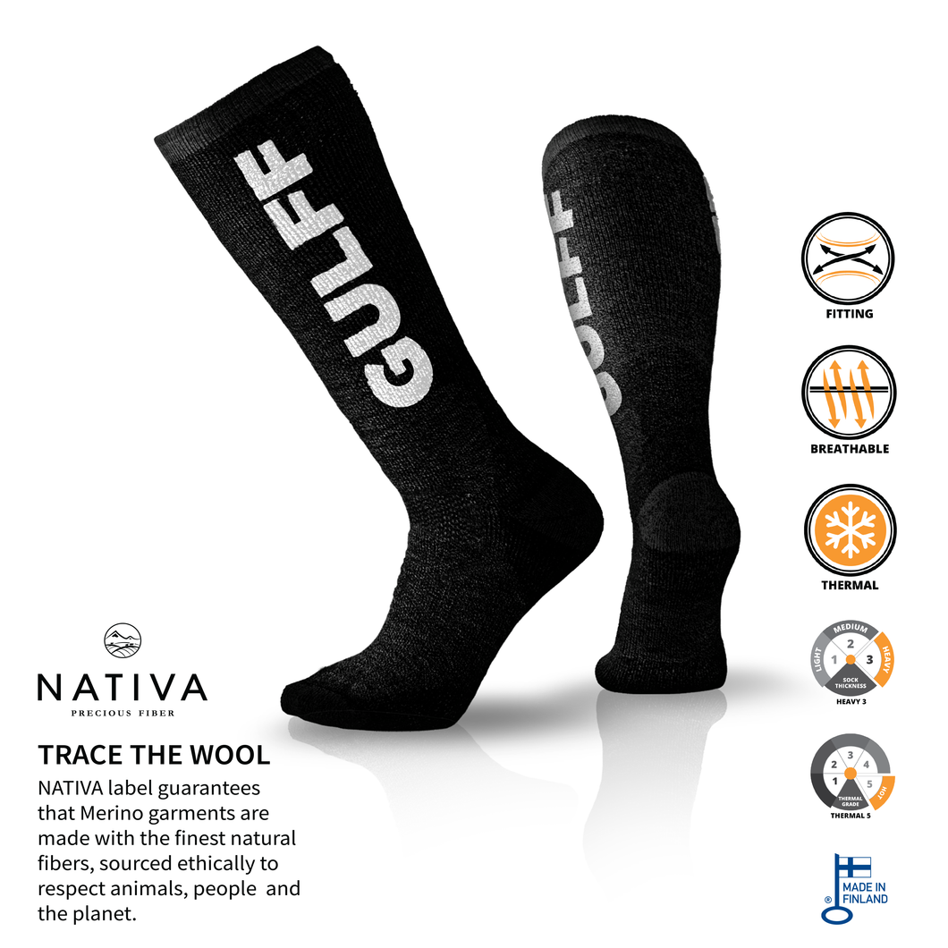 Gulff Fatman  - Wader Socks (Thick)