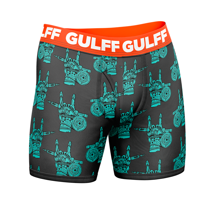 Gulff Fly Fisher Underwear