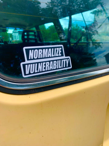 Normalize Vulnerability Sticker